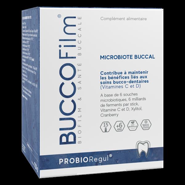 BUCCOFilm PROBIORegul